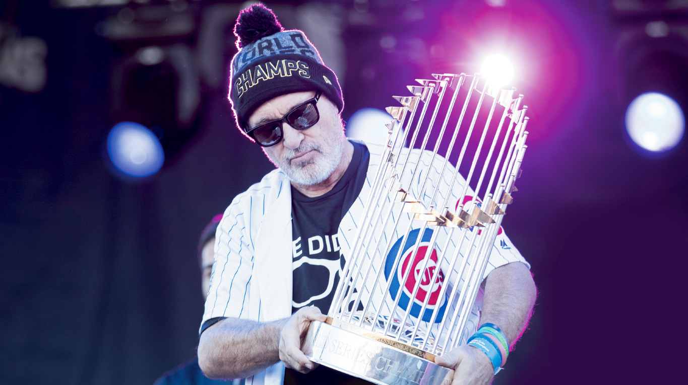 Cubs World Series Win Respect 90 Foundation