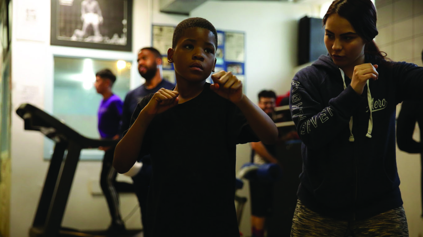CYBC Chicago Youth Boxing Club