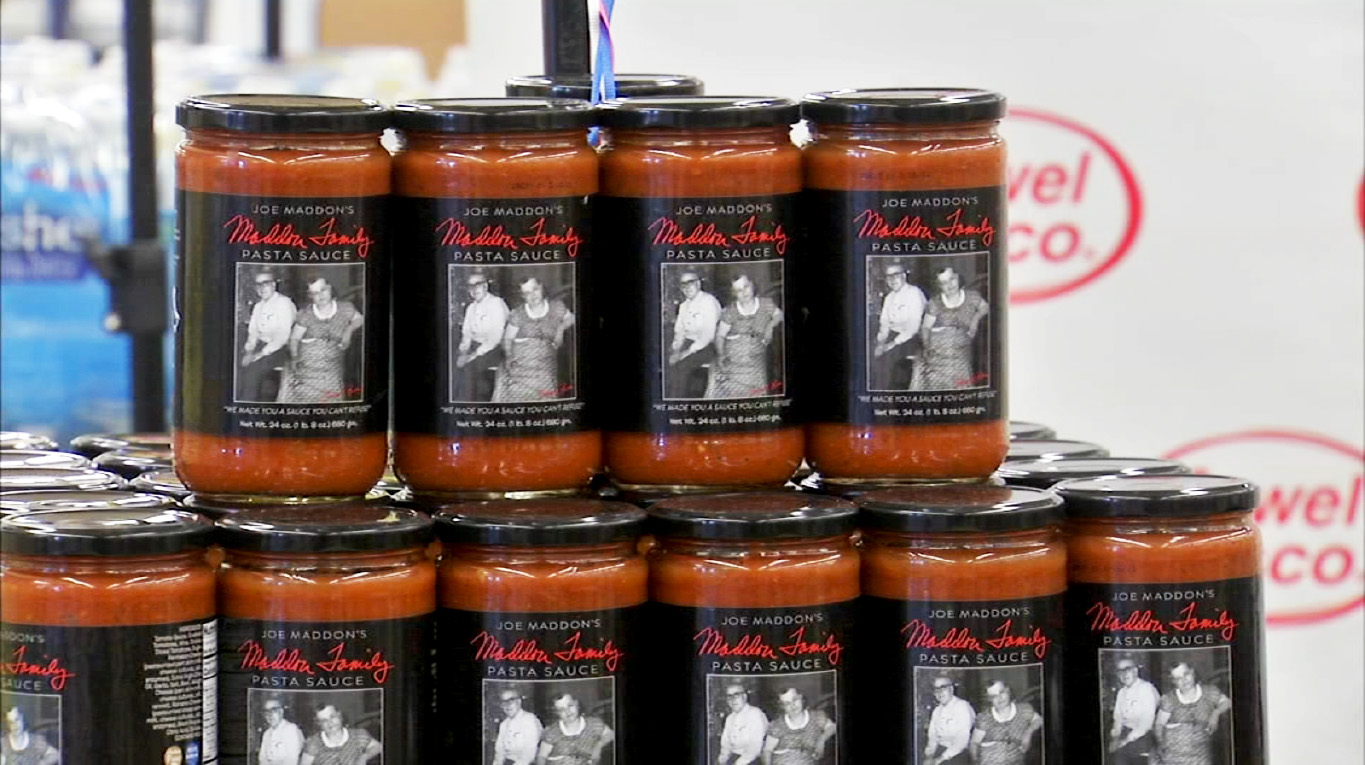 Joe Maddon Family Pasta Sauce Jewel-Osco